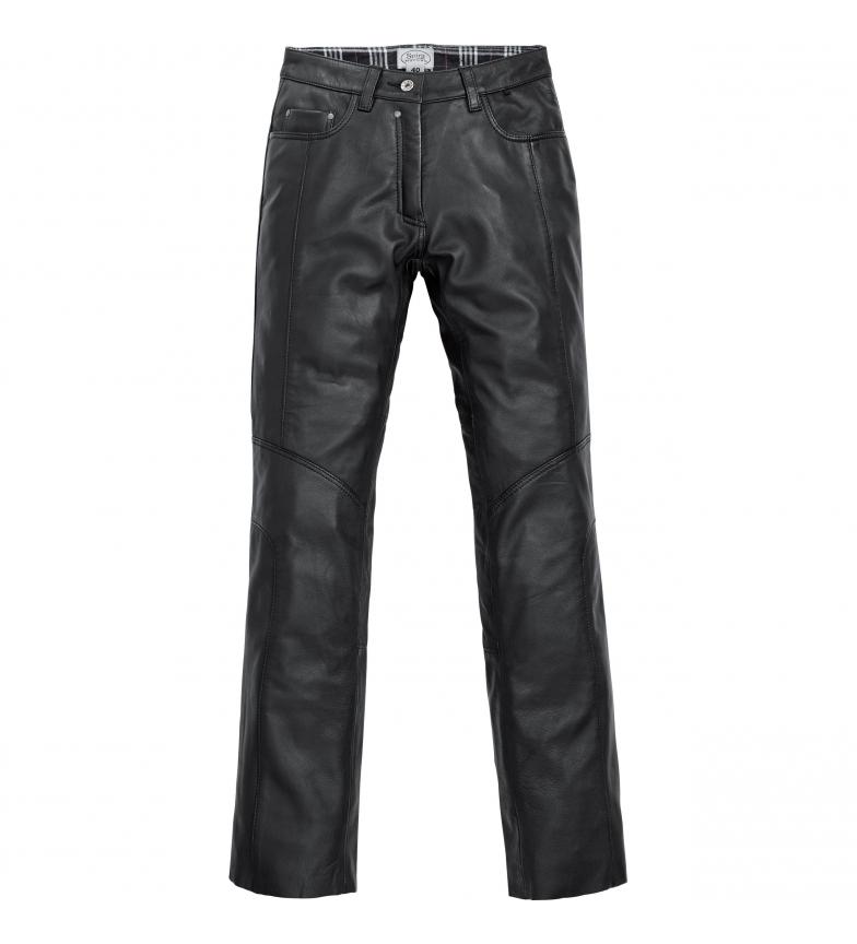 Comprar Spirit Motors Jeans in pelle Spirit Motors da donna 1.0 nero