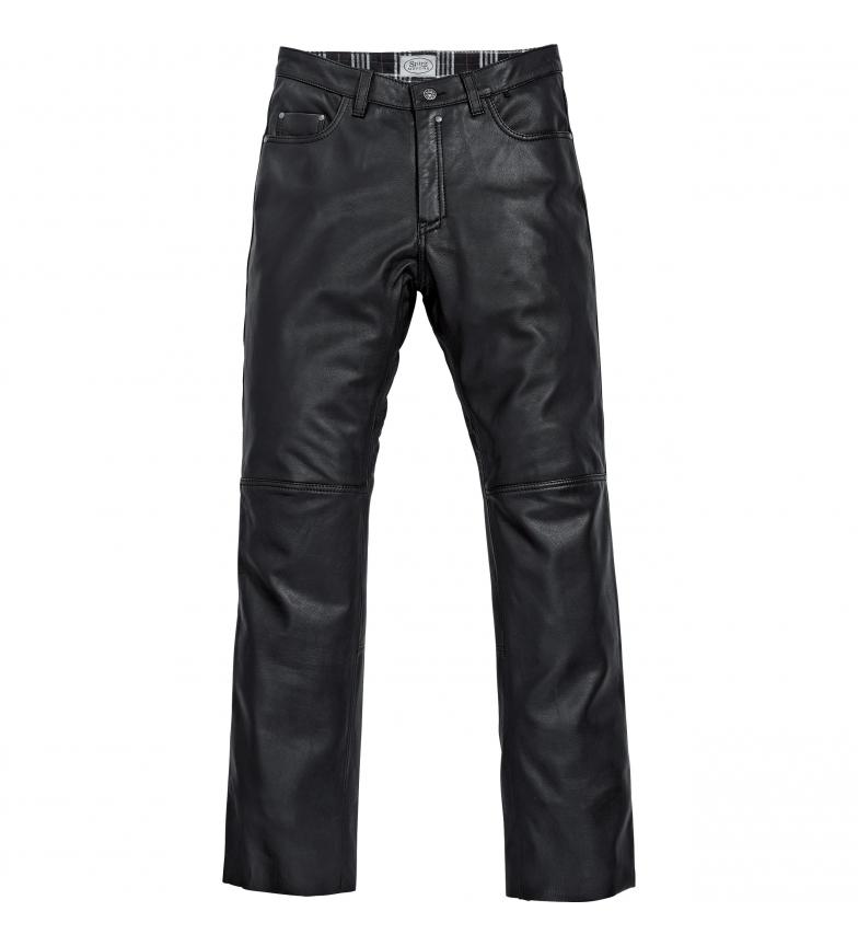 Comprar Spirit Motors Spirit Motors Classic Leather Pants 1.0 Black