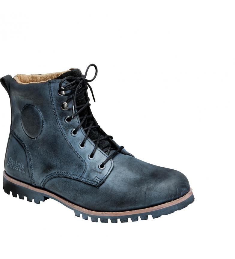 Comprar Spirit Motors Spirit motors urban leather shoe 1.0 negro
