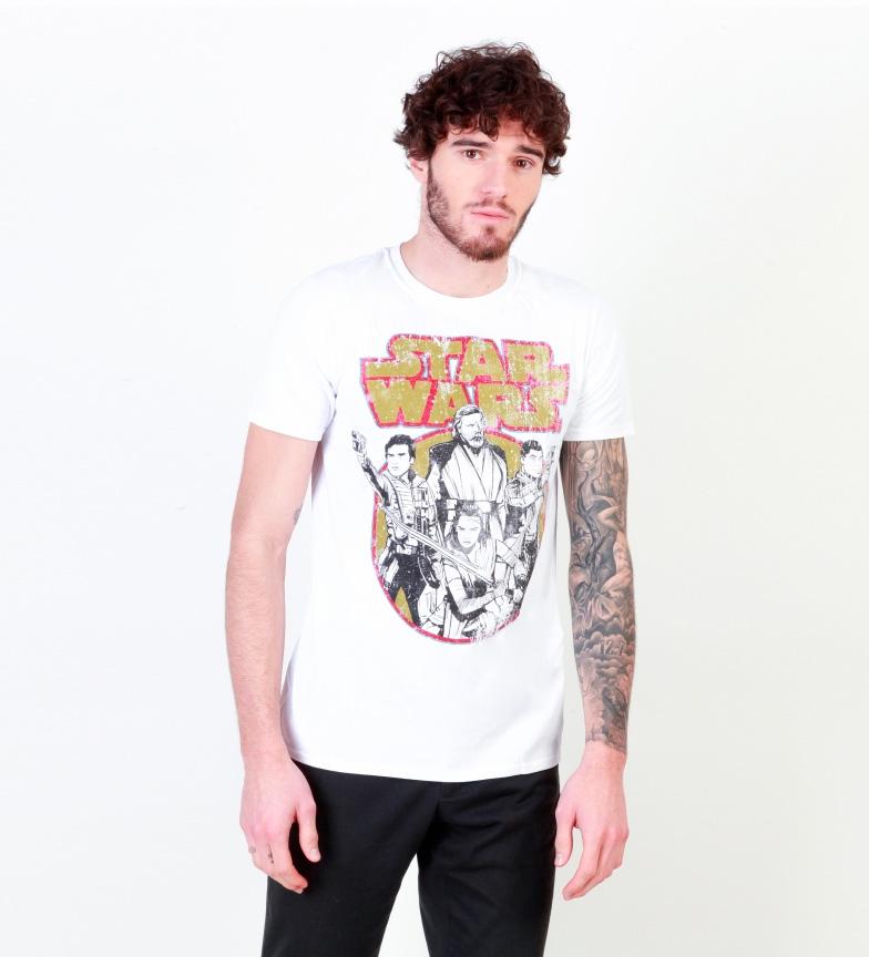 Star Wars Camiseta Star Wars blanco