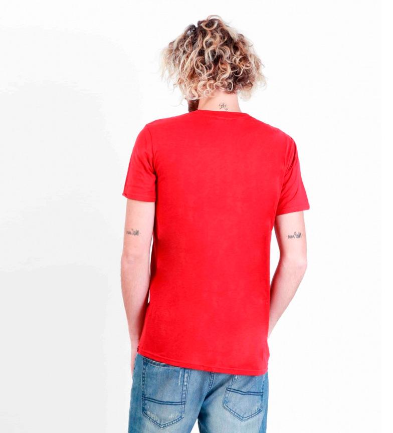 Star Wars Camiseta The Last Jedi rojo