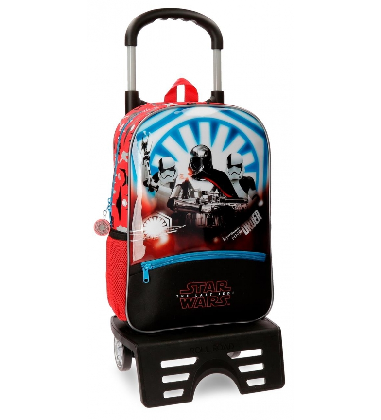 Comprar Star Wars Star Wars The Last Jedi preschool backpack -27x38x11cm with trolley-