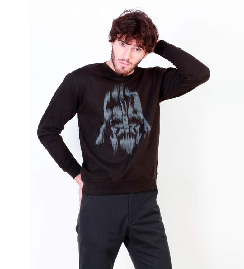 Star Wars Sudadera Darth Vader negro