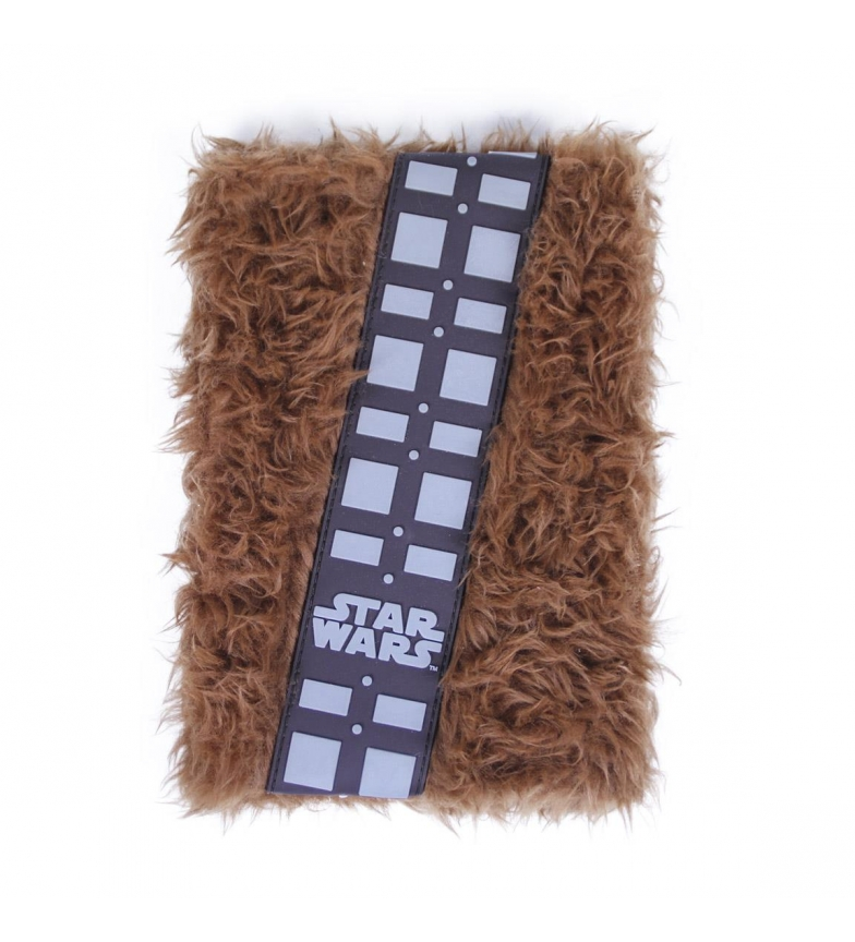 Comprar Star Wars Quaderno A5 Premium Star Wars Chewbacca marrone