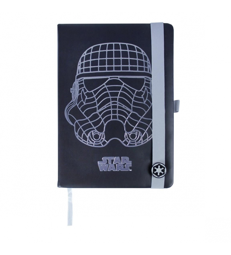 Comprar Star Wars Quaderno A5 Star Wars Storm Tropper nero