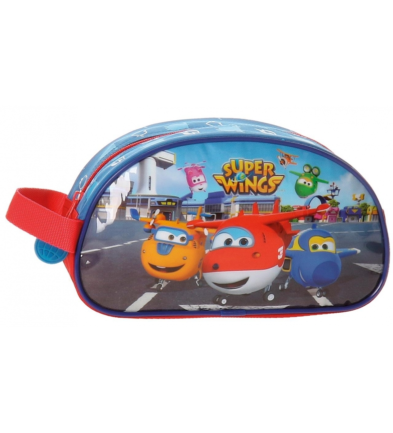 Comprar Super Wings Sac adaptable au chariot Super Wings Airport -27x14x10cm-