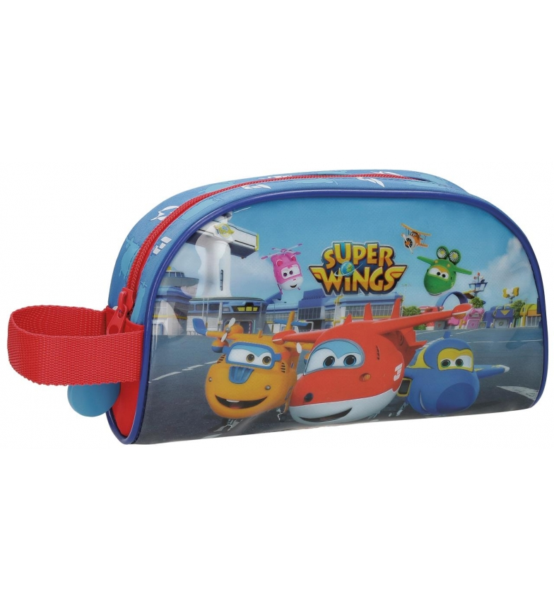 Comprar Super Wings Super Wings Airport toilet bag with side handle -21.5x12x5.5cm-