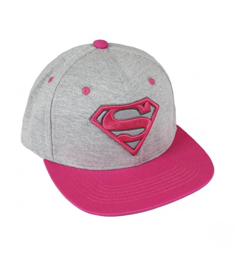 Comprar SUPERMAN Super-homem fúcsia flat cap