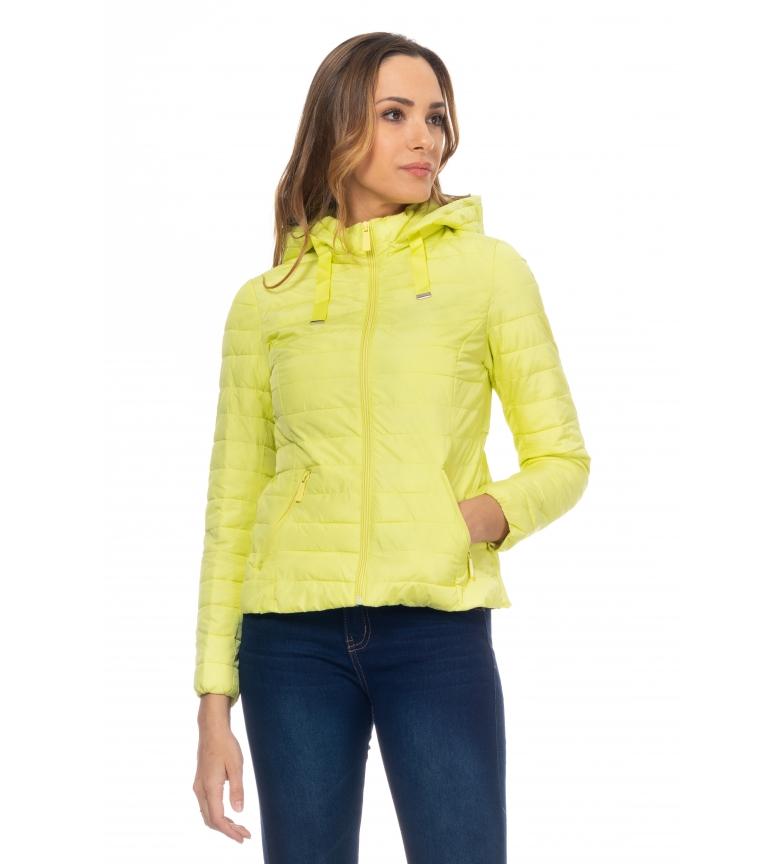 Comprar Tantra Anorak Hood e Volantes amarelos