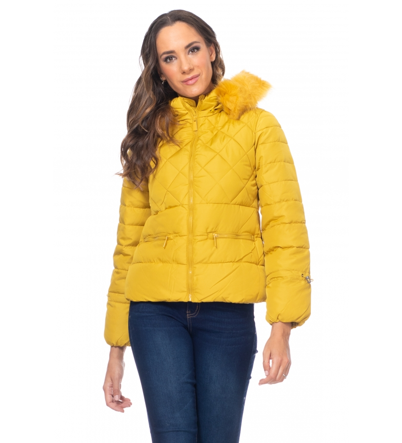 Comprar Tantra Anorak Jacket COAT8259 yellow