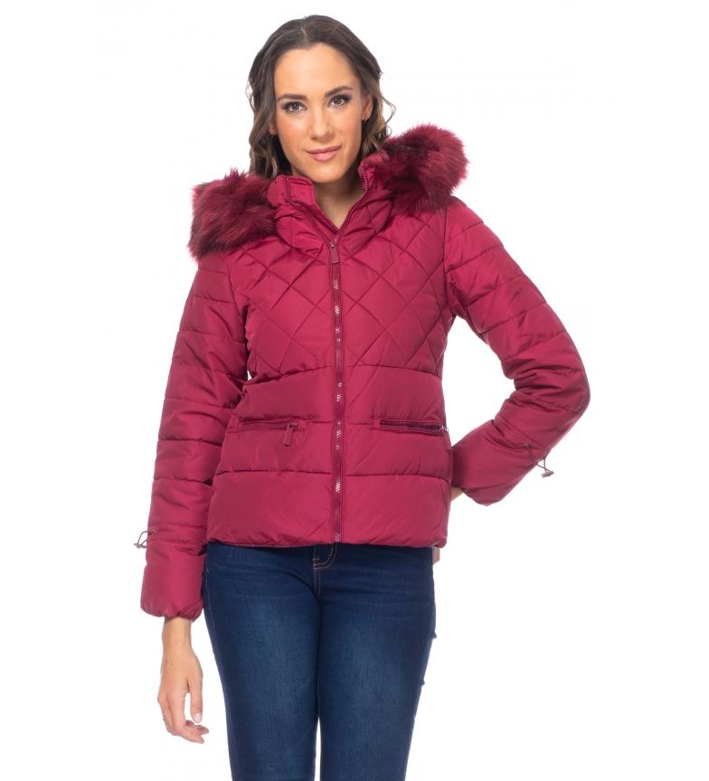 Comprar Tantra Anorak Jacket COAT8259 vermelho