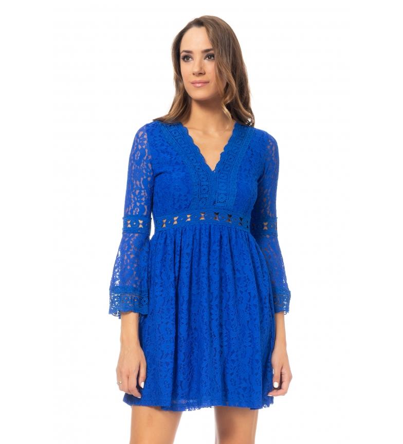 Comprar Tantra Blue Lace Dress