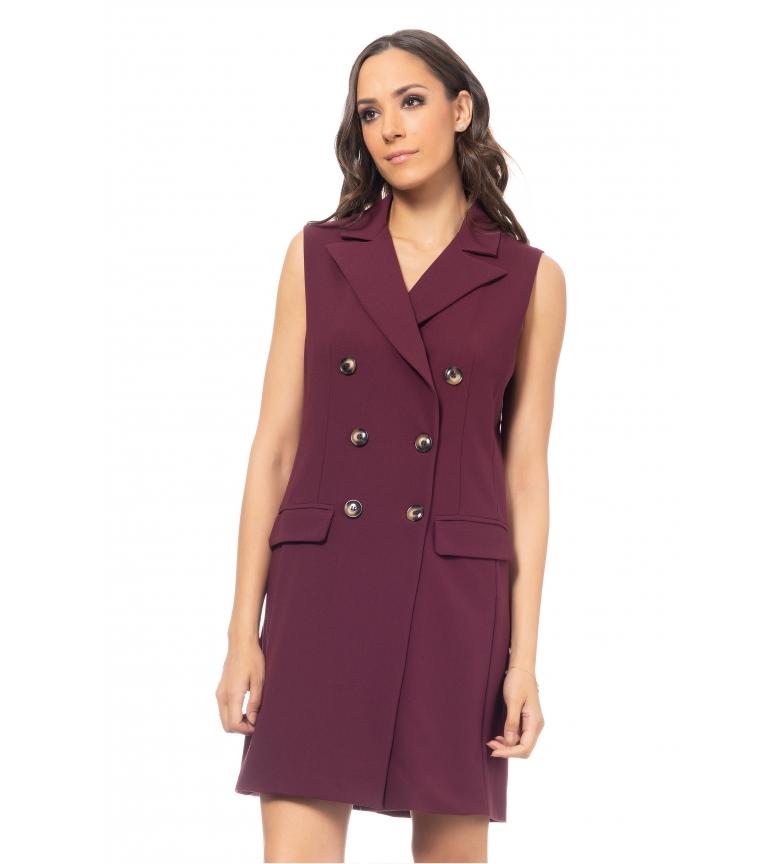 Comprar Tantra Bordeaux Sleeveless Dress