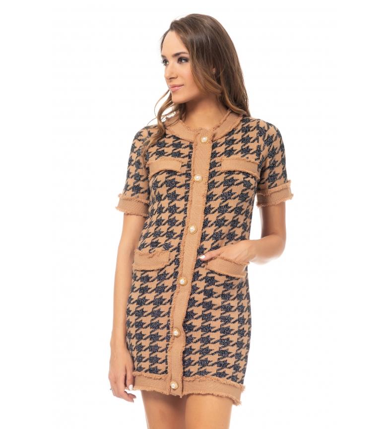 Comprar Tantra Camel Knit Dress