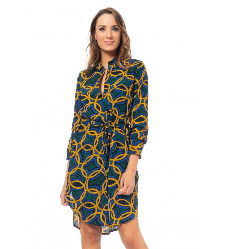 Comprar Tantra Mustard Shirt Dress