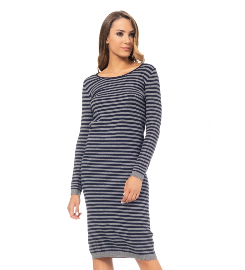 Comprar Tantra Blue Knit Dress