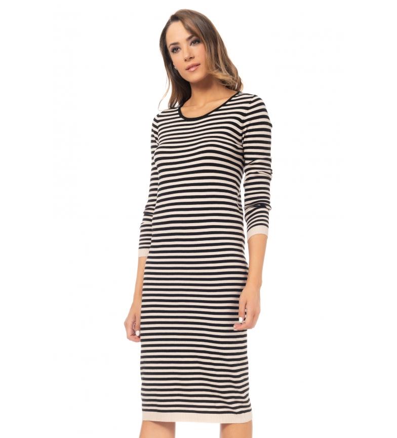 Comprar Tantra Beige knit dress