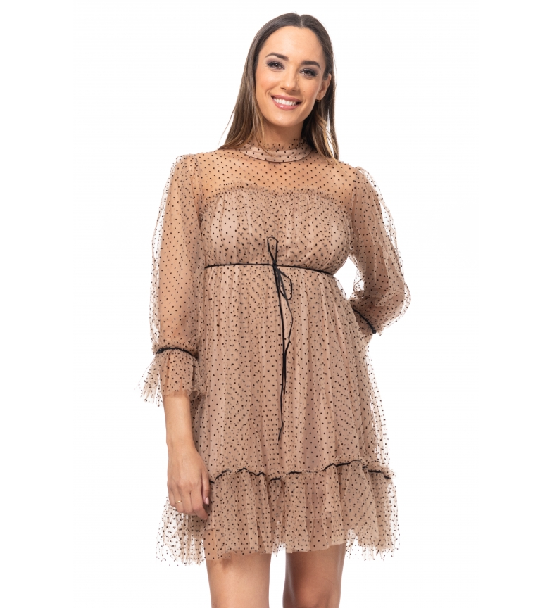 Comprar Tantra Dress 4428 camel