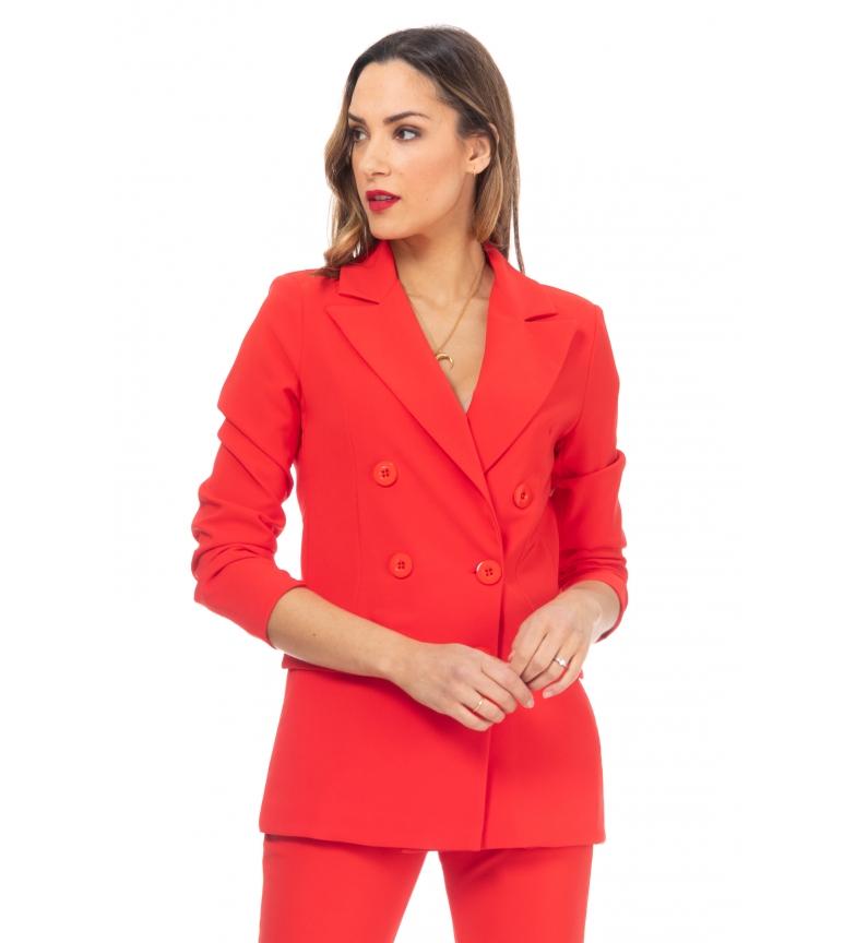 Comprar Tantra Veste de crossover rouge