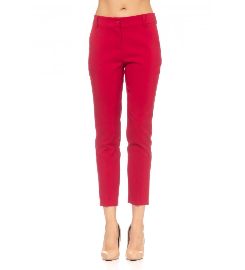 Comprar Tantra Pantalon Cigarette rouge