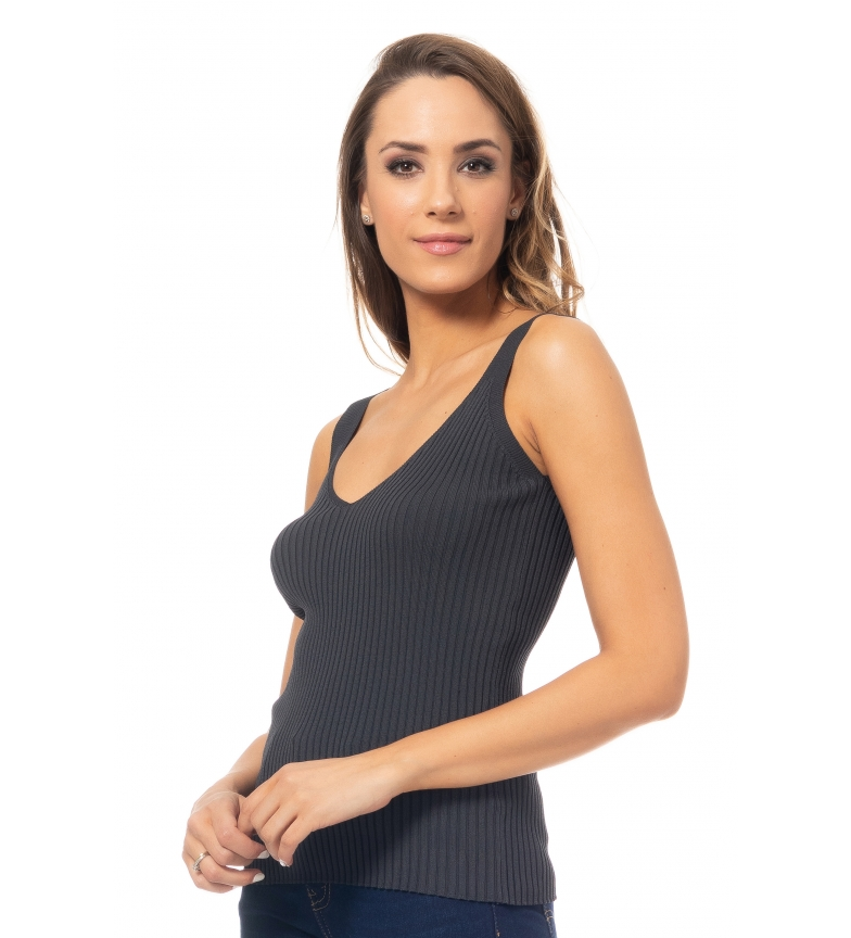Comprar Tantra Top Grey channel