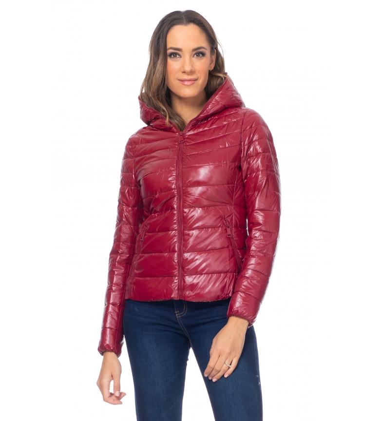 Comprar Tantra Anorak Jacket COAT8181 burgundy