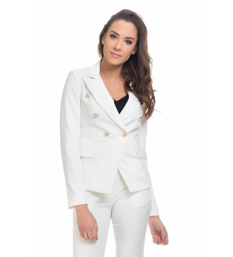Comprar Tantra Jacket buttons white