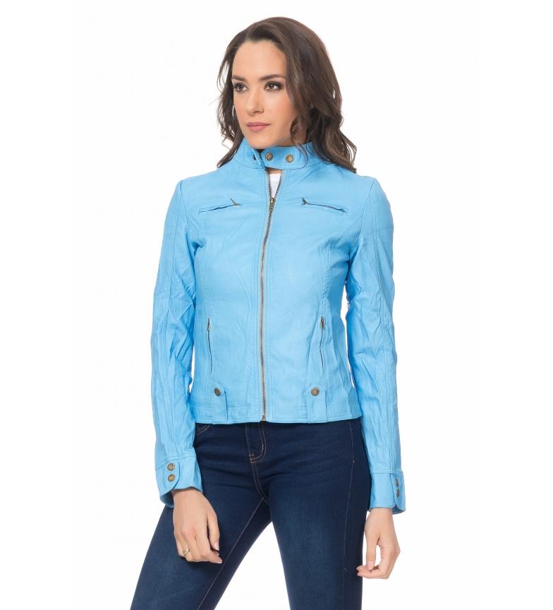 Comprar Tantra Polyskin jacket blue