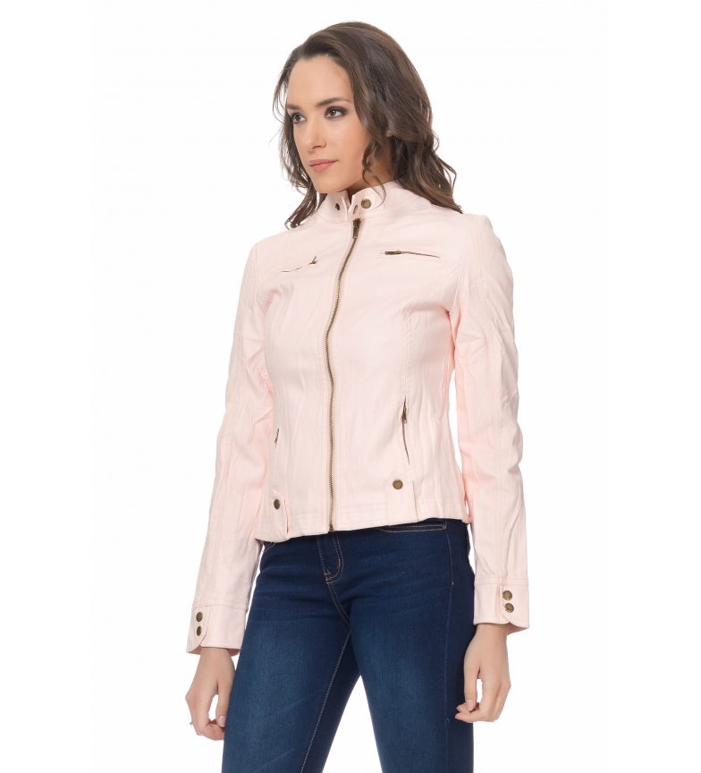 Comprar Tantra Polyskin jacket pink