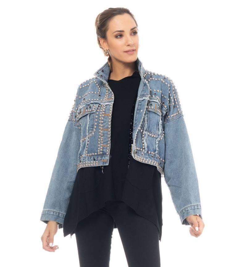 Comprar Tantra Jeans jacket blue