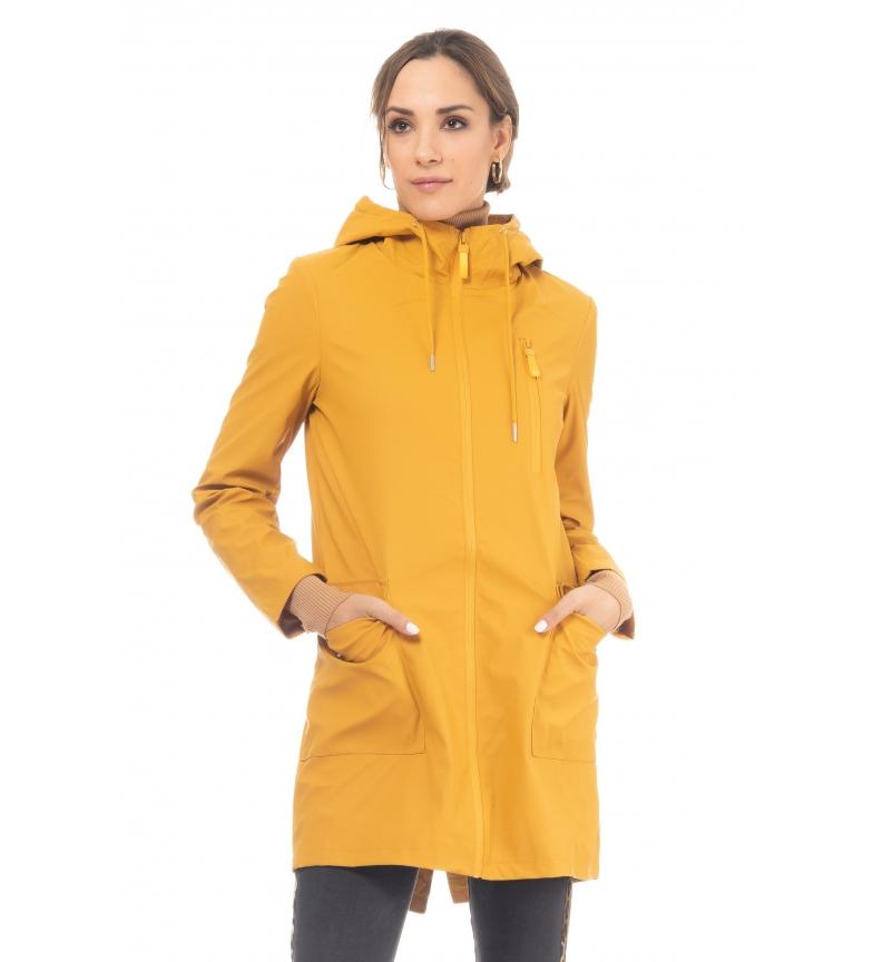 Comprar Tantra Chubasquero avec capuche jaune