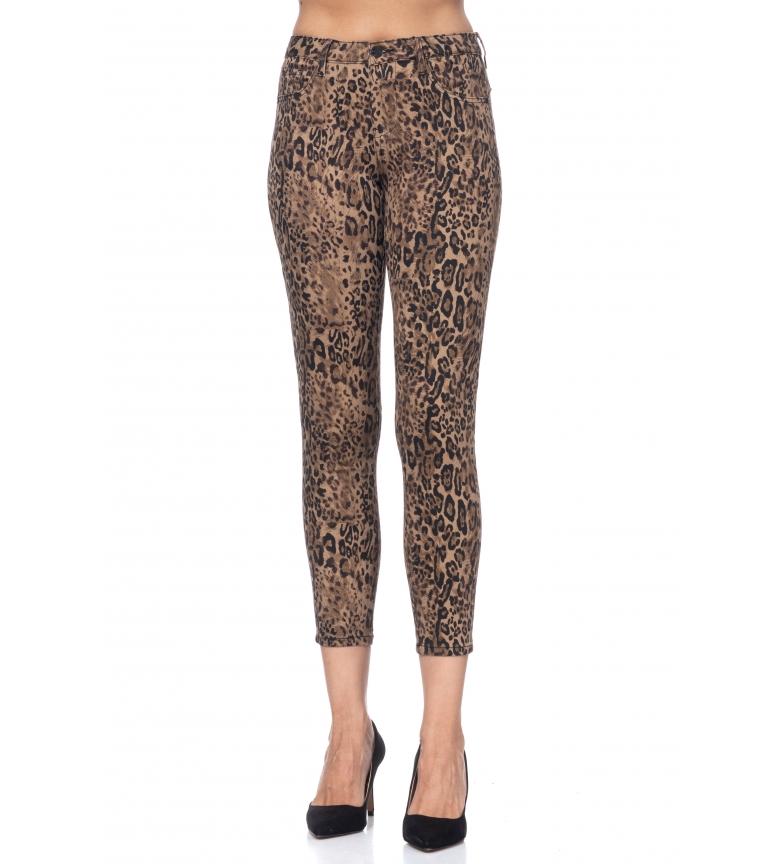 Comprar Tantra Pantalon 4393 marron