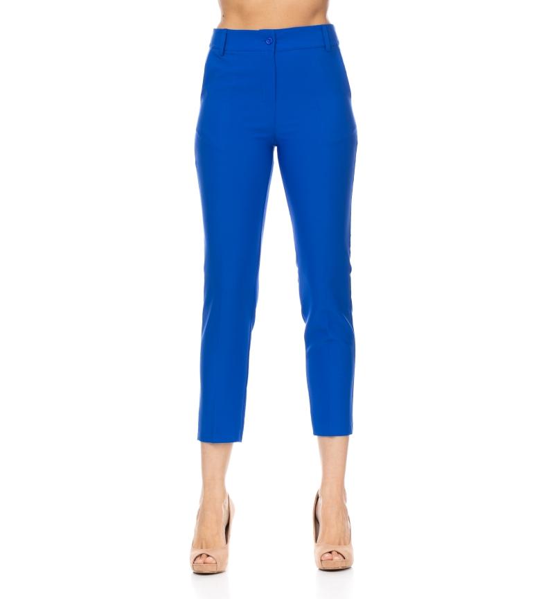 Comprar Tantra Pantaloni con cintura blu