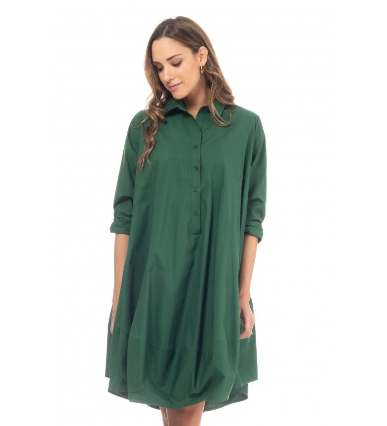 Comprar Tantra Abito camicia verde