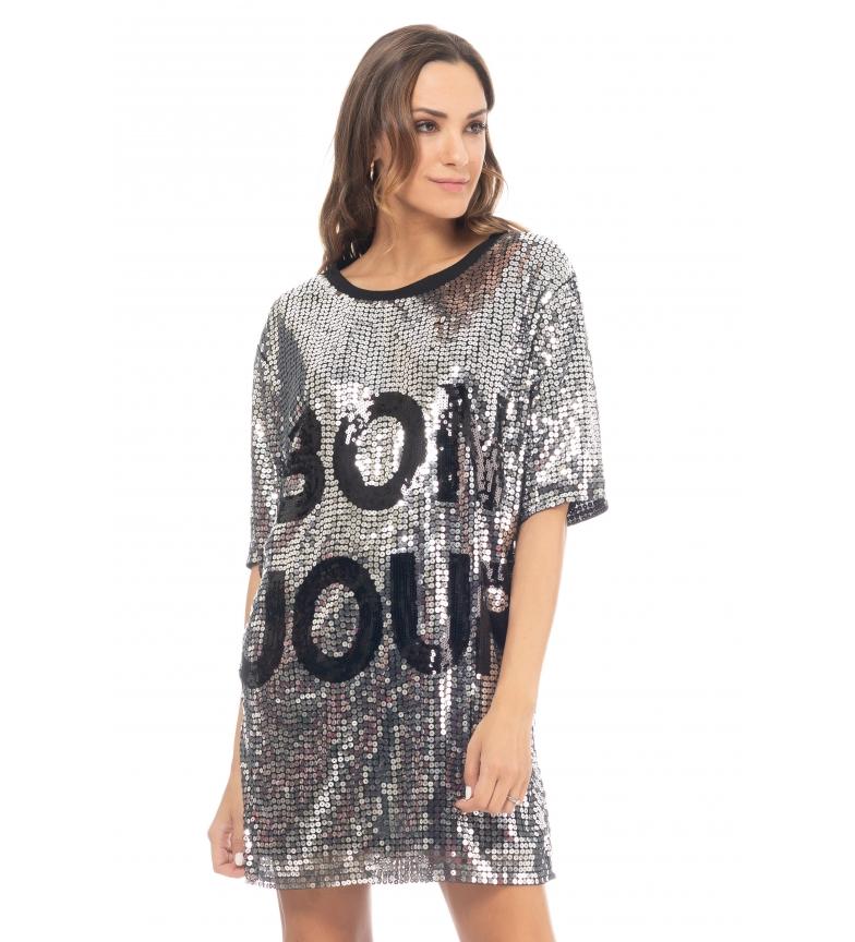 Comprar Tantra Vestido Bon Jour plata