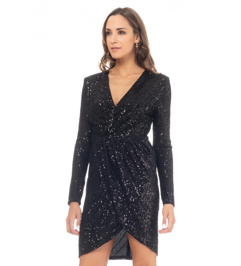 Comprar Tantra Black sequin dress