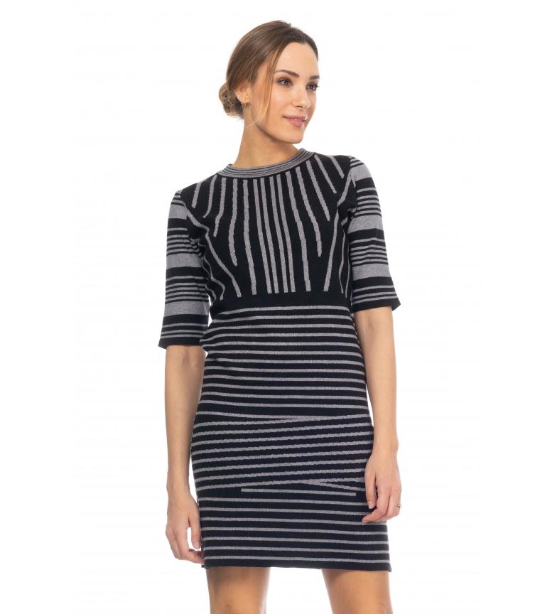 Comprar Tantra Golden Lurex knit dress