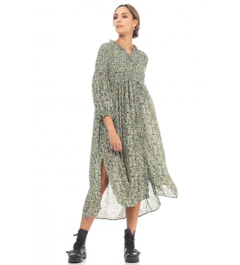 Comprar Tantra Green Flower Dress
