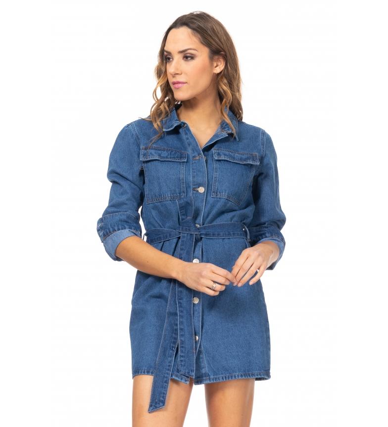 Comprar Tantra Denim Long Sleeve Cowboy Dress