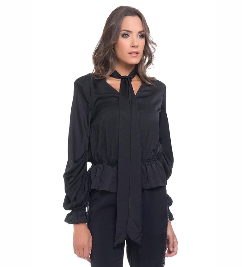 Comprar Tantra Blusa Fruncida negro