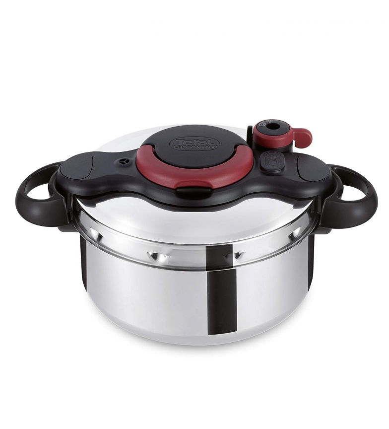 Comprar Tefal Clipso Minut Easy pot black, red -6L
