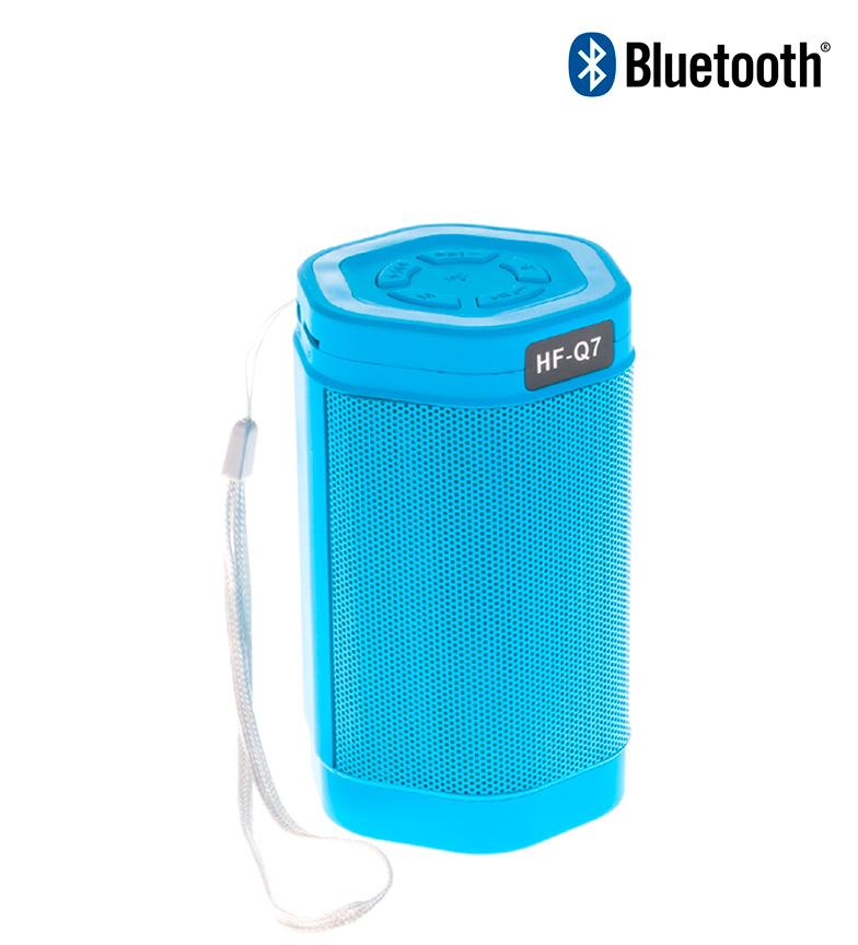 Comprar Tekkiwear by DAM Altavoz inalámbrico HF-Q7 azul