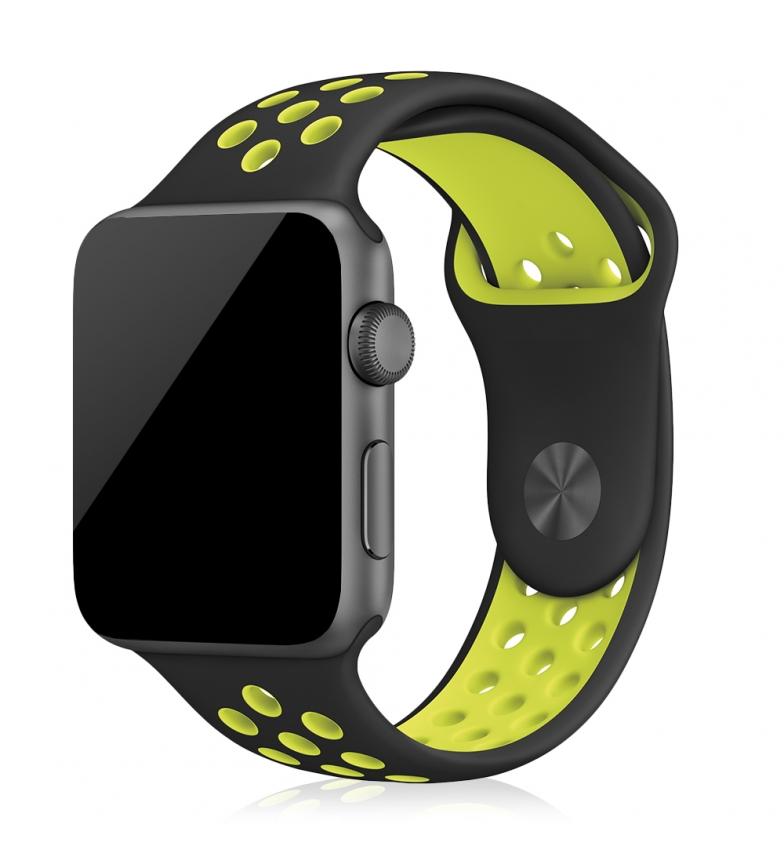 Comprar Tekkiwear by DAM Correa deportiva de silicona para Apple Watch 38mm