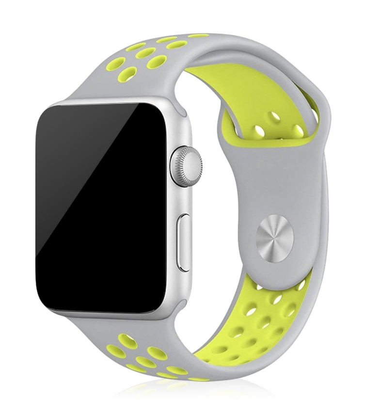 Comprar Tekkiwear by DAM Bracelete desportiva de silicone para Apple Watch 38mm