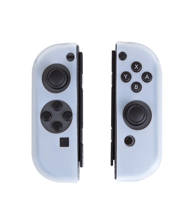 Comprar Tekkiwear by DAM Protector Nintendo Switch blanco