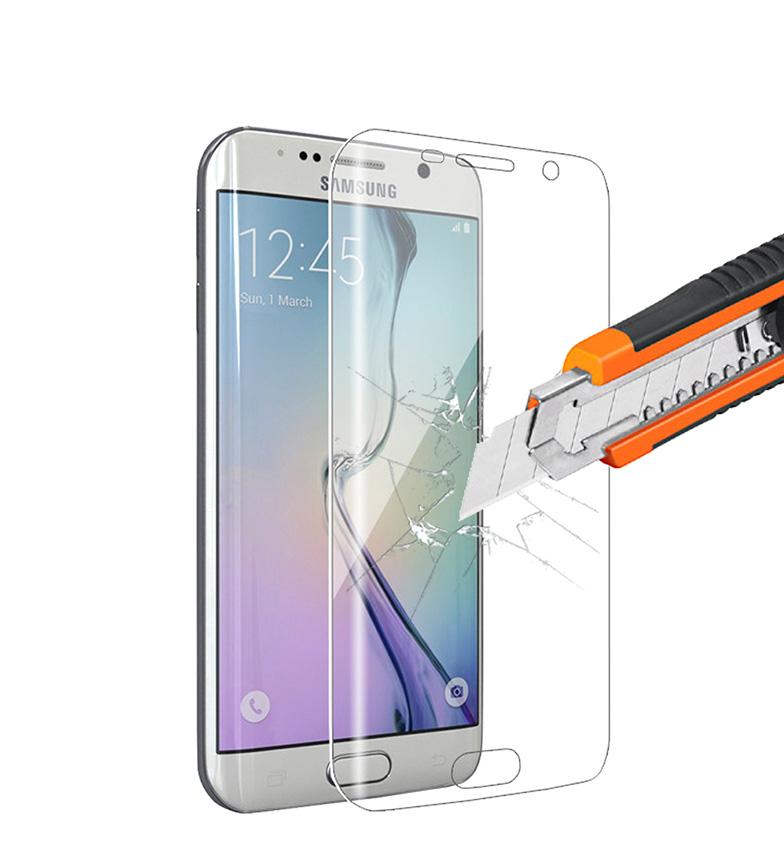 Comprar Tekkiwear by DAM Protector pantalla termo-templado Samsung  S7 EDGE