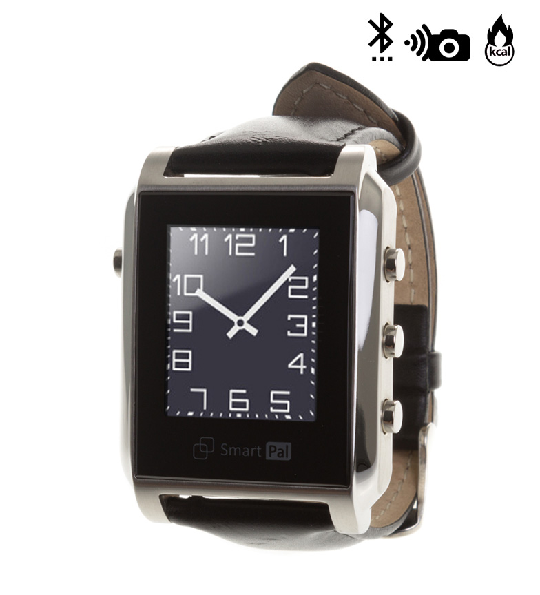 Comprar Tekkiwear by DAM Clock with digital ink screen and bluetooth 4.0 G1 Active Life silver