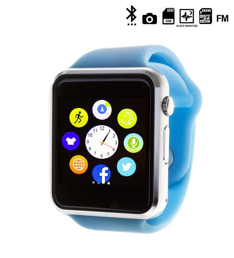 Comprar Tekkiwear by DAM Digital watch with bluetooth G08 blue