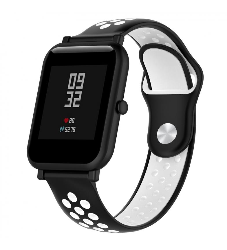 Comprar Tekkiwear by DAM Correa deportiva universal de silicona para relojes de 22mm.Sistema Quick Release de fácil cambio.