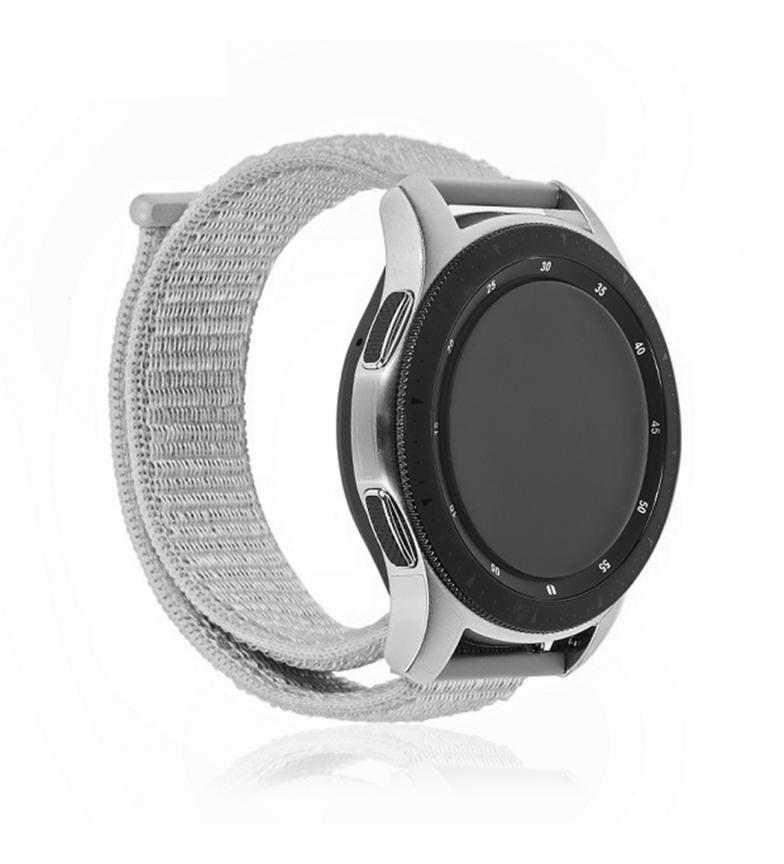 Comprar Tekkiwear by DAM Bracelet universel en nylon pour montres de 22 mm, système de fixation rapide pour un changement facile.